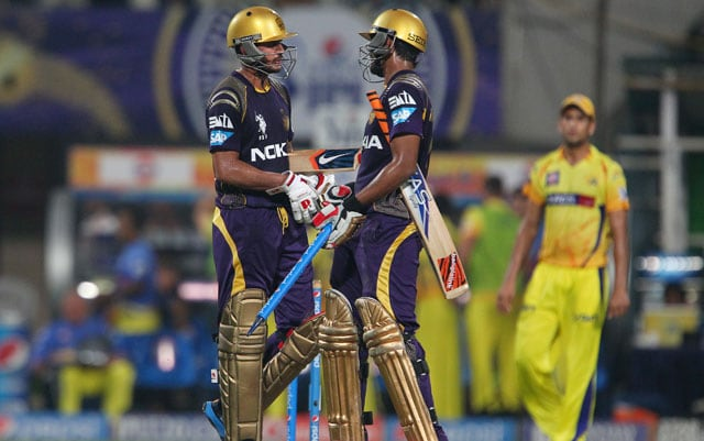 IPL 2014 Highlights KKR vs CSK: Robin Uthappa (67), Shakib (46*) Power Kolkata Knight Riders to Victory Over Chennai Super Kings