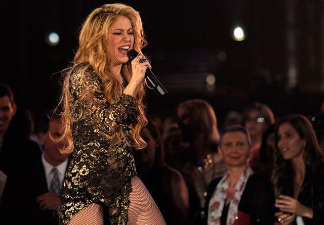 FIFA World Cup: Shakira Releases Tournament Anthem