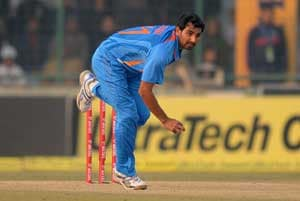 Coach told Shami Ahmed to treat ODI debut as 'just a' Ranji game