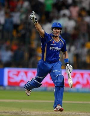 Shane Watson is as cool and calm as Rahul Dravid, says Rahane