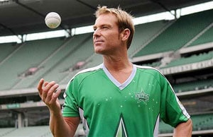 Shane Warne earns $Aus 5,000 fine for code breach