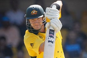 Watson to play in Big Bash in-between India series