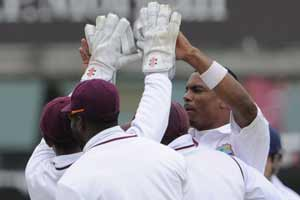 Windies pacer Shannon Gabriel going home with sore back