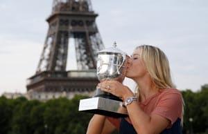 Russia proud of Maria Sharapova