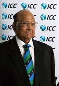 Sharad Pawar gets angry letter from ICC over World Cup tickets