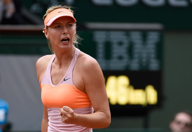 French Open: Maria Sharapova Crushes Argentina's Paula Ormaechea 6-0, 6-0 to Enter Fourth Round