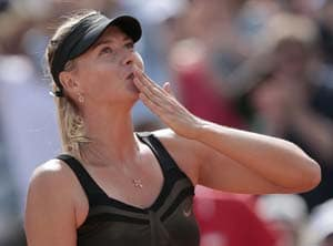 Maria Sharapova splits from coach Thomas Hogstedt