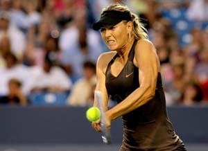 Sharapova, Jankovic rally into Cincinnati finals