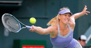 Maria Sharapova reaches quarterfinals of Pan Pacific