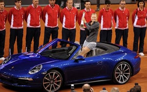 Maria Sharapova brushes off Li Na to win Stuttgart WTA