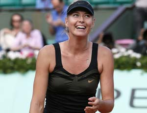 Queen Maria Sharapova back on her throne after injury battle