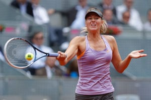 Maria Sharapova Fights Back to Enter Madrid Masters Third Round