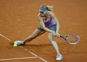 Maria Sharapova, Ana Ivanovic Win in Madrid Masters