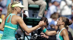 Maria Sharapova battles past Sara Errani to enter Miami Open semis