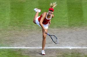 London 2012 Tennis: Sharapova sinks Clijsters to book all-Russian semi