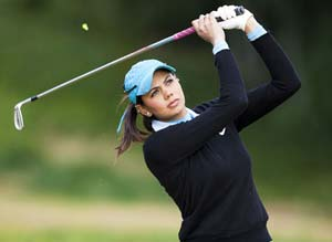 Sharmila, Smriti lead Indian challenge in Pro Am of Champions