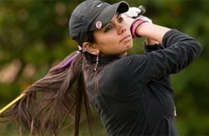 Sharmila Nicollet finishes tied 17th in Turkey