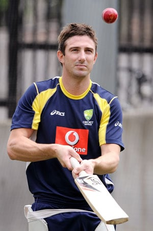 Shaun Marsh out with hamstring rupture