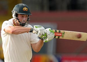 Marsh down with gastro but will be fit for 3rd Test