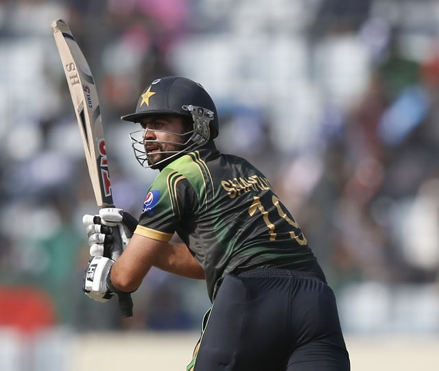 ICC World Twenty20: Ahmed Shehzad dedicates match-winning ton vs Bangladesh to 'all his critics'
