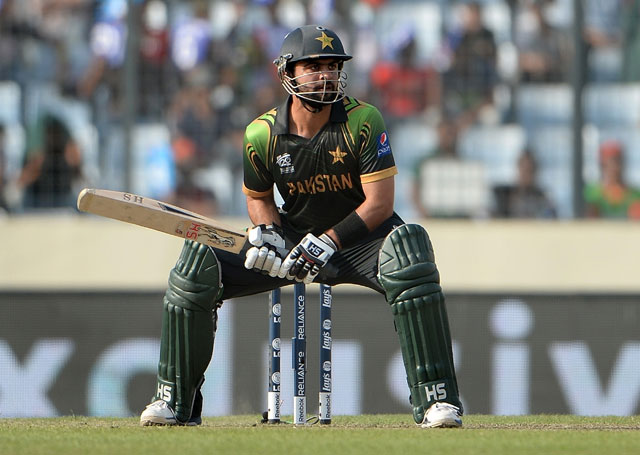 Temperamental Ahmed Shehzad tipped to become Pakistan T20 skipper