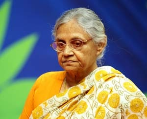 No World Cup ticket for Sheila Dikshit