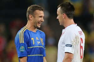 Andriy Shevchenko rejects Ukraine's manager job