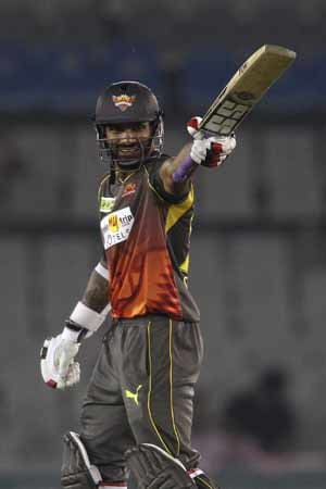 CLT20: Sunrisers Hyderabad thrash Faisalabad Wolves to seal place in main draw