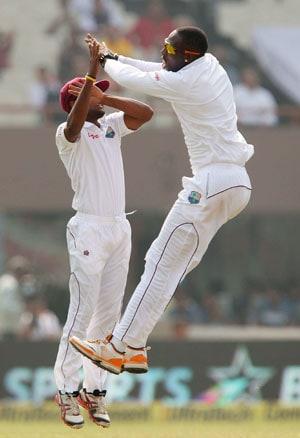 With Sachin Tendulkar's wicket, Shane Shillingford broke a billion dreams at Eden Gardens