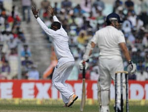 Sachin Tendulkar's 200th Test: Shane Shillingford will eye the legend's wicket again