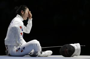 Fencing body rejects South Koreas Olympics appeal