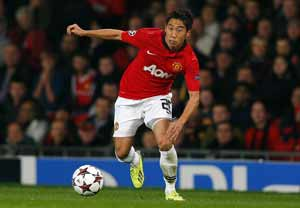Shinji Kagawa has work to do, says Manchester United