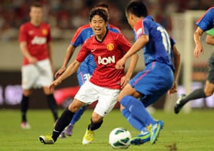 Manchester United star Shinji Kagawa vows to 'pull socks up'