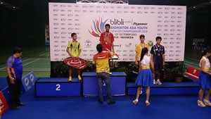 India register best ever performance in Asian Youth badminton championship