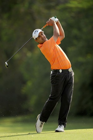 Shiv Kapur moved to sixth in Foshan Open in China