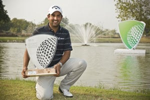 Shiv Kapur holds lead to win Kensville Challenge