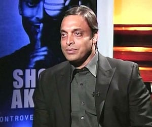 I never said Sachin was scared, says Shoaib Akhtar