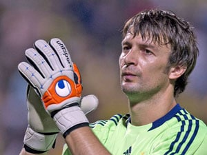 Ukraine star goalkeeper Shovkovskiy retires