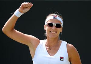 Wimbledon 2012: Shvedova