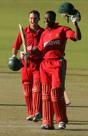 Vusi Sibanda delivers rare series win for Zimbabwe over Bangladesh