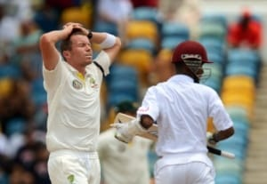 West Indies make Australia pay for missed opportunities on Day 1
