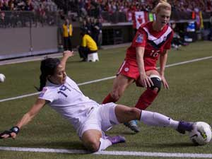 Leroux leads US to 2-1 victory over Norway