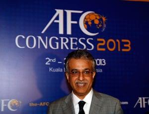 Sheik Salman elected new president of Asian football