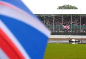 F1: Silverstone boss to continue after rain trouble