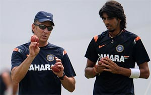 Dispirited India team trains at Edgbaston