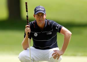 Webb Simpson sets pace at Bridgestone Invitational