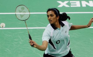 Badminton star P.V. Sindhu to get support from celebrity-commerce firm