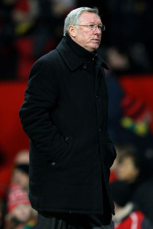 Ferguson boost for City's Mancini