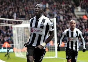 Mid-Fielder Moussa Sissoko Happy at Newcastle United