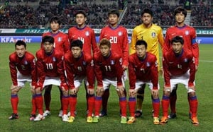 South Korea to play Spain friendly in May